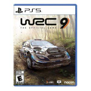 خرید بازی WRC 9 برای پلی استیشن 5