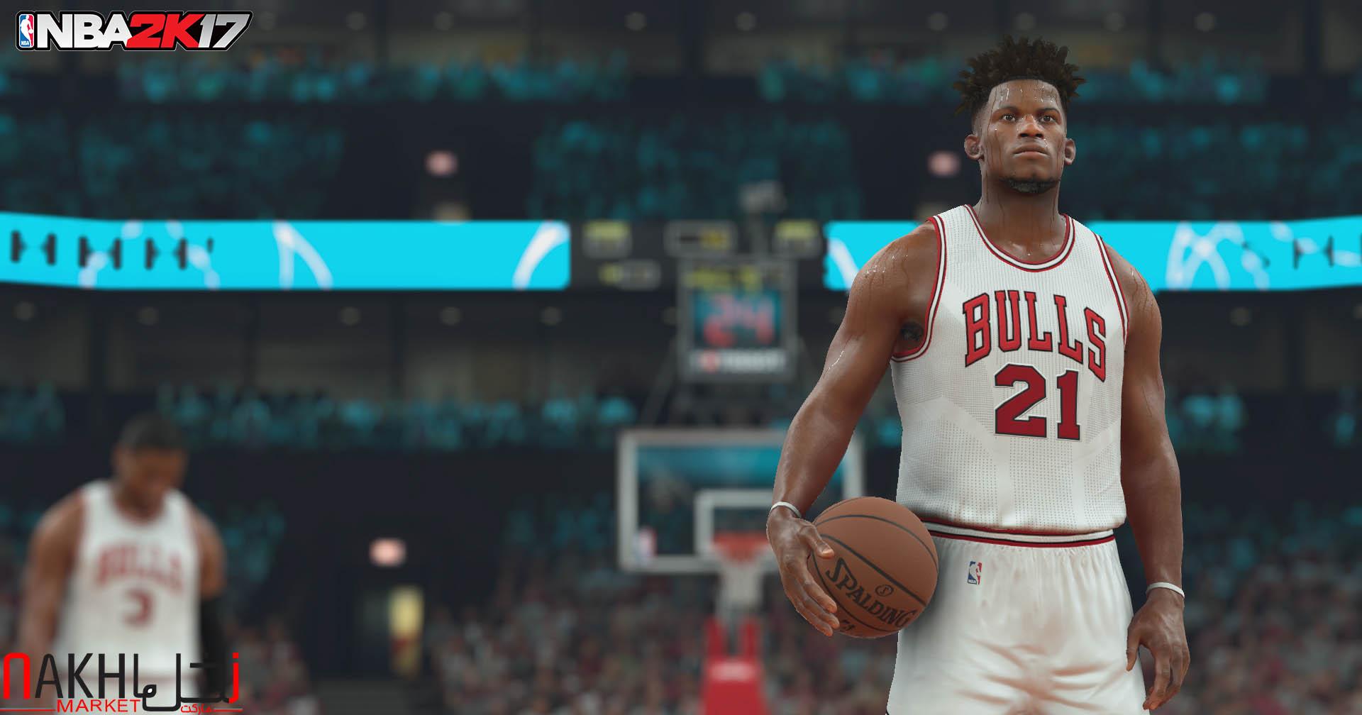 خرید بازی PS4 NBA 2K17