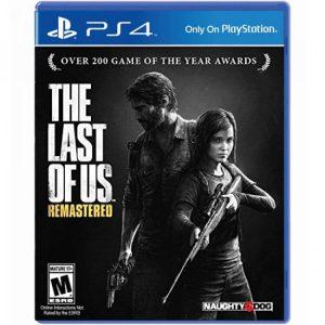 دیسک بازی the last of us ii