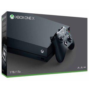 خرید Xbox One X ظرفیت 1 ترابایت