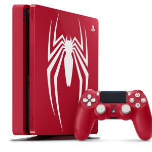ps4 اسلیم باندل spiderman