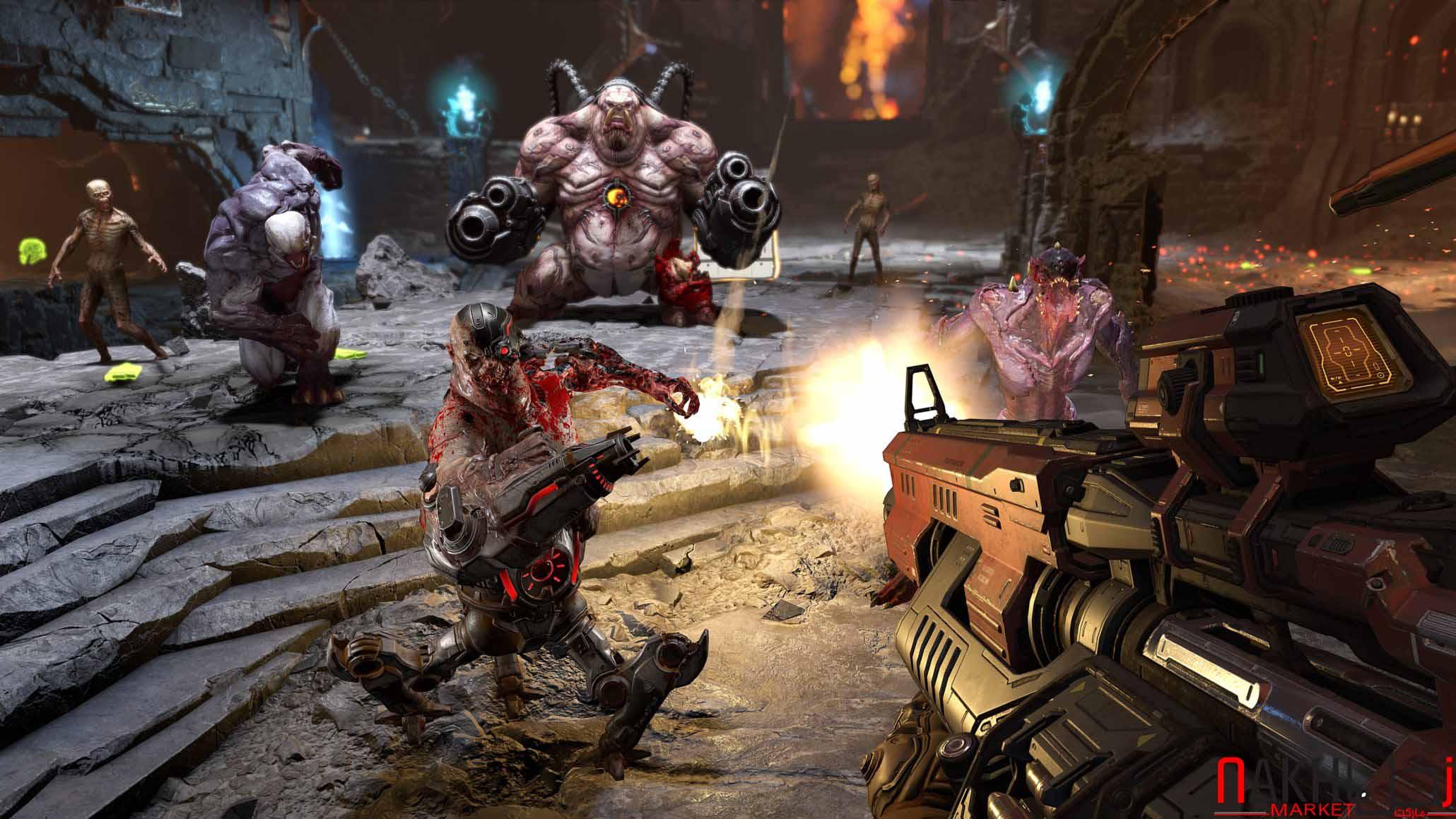 خرید بازی Doom Eternal PS4