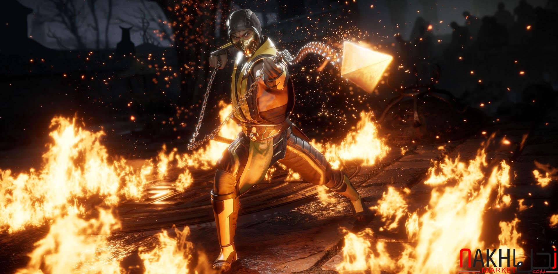 خرید بازی PS4 Mortal Kombat 11