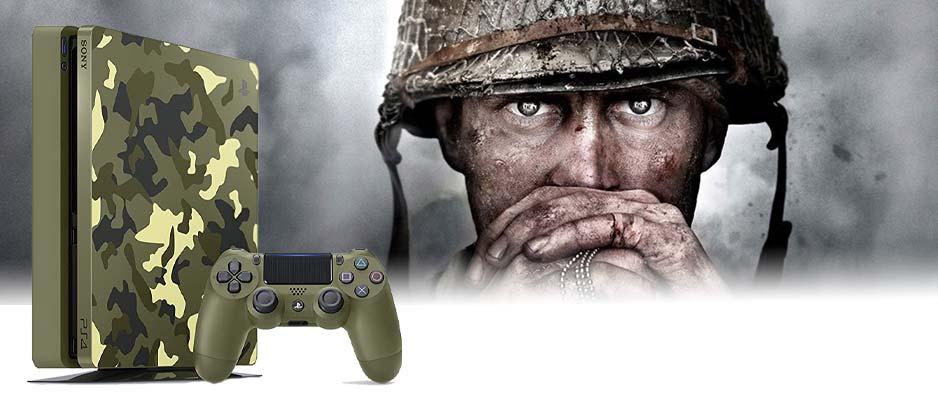 خرید پلی استیشن 4 اسلیم باندل Call Of Duty