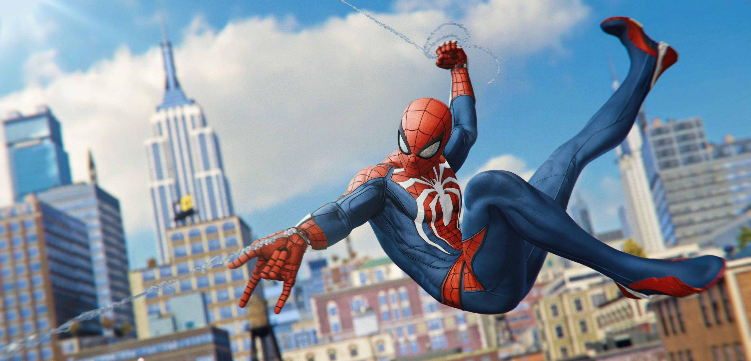 خرید بازی Spiderman PS4