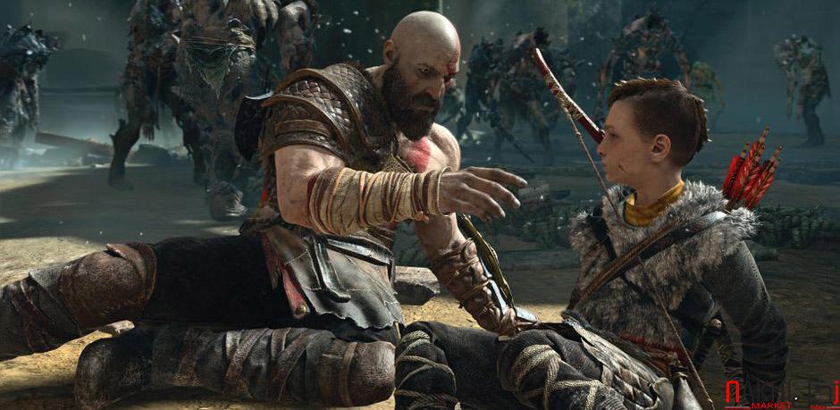 خرید بازی God Of War PS4