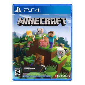 Minecraft نسخه PS4 - R2