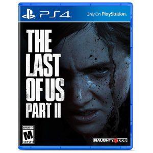 خرید دیسک بازی last of us 2 ps4