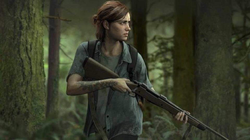 خرید اکانت بازی The last of Us 2 برای PS4