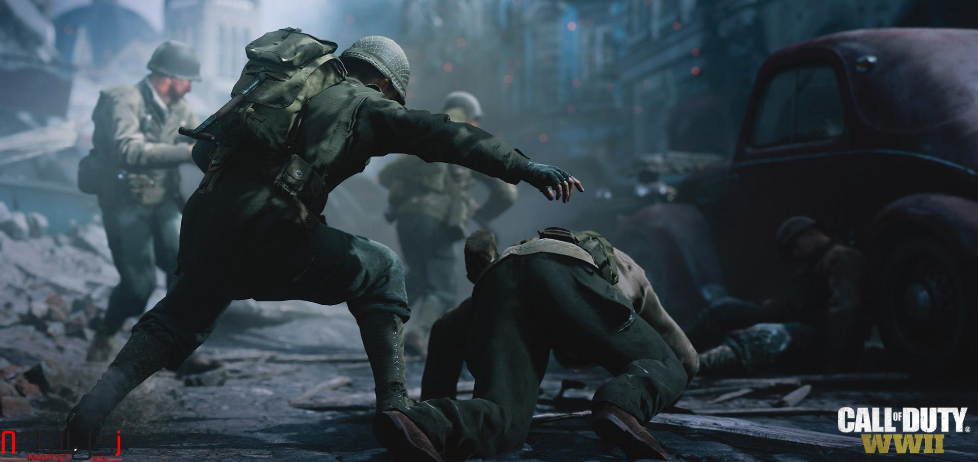 خرید بازی Call Of Duty WWII PS4