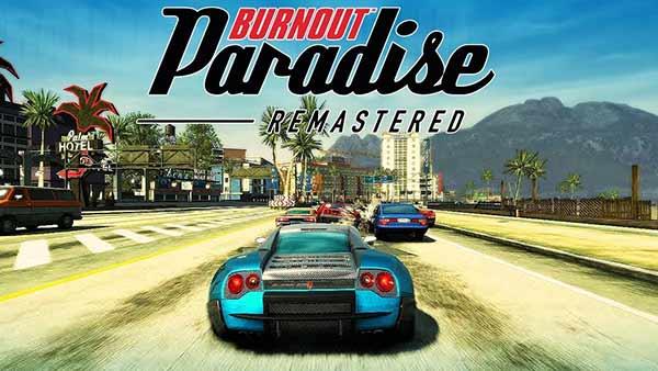 خرید بازی Burnout Paradise Remastered PS4