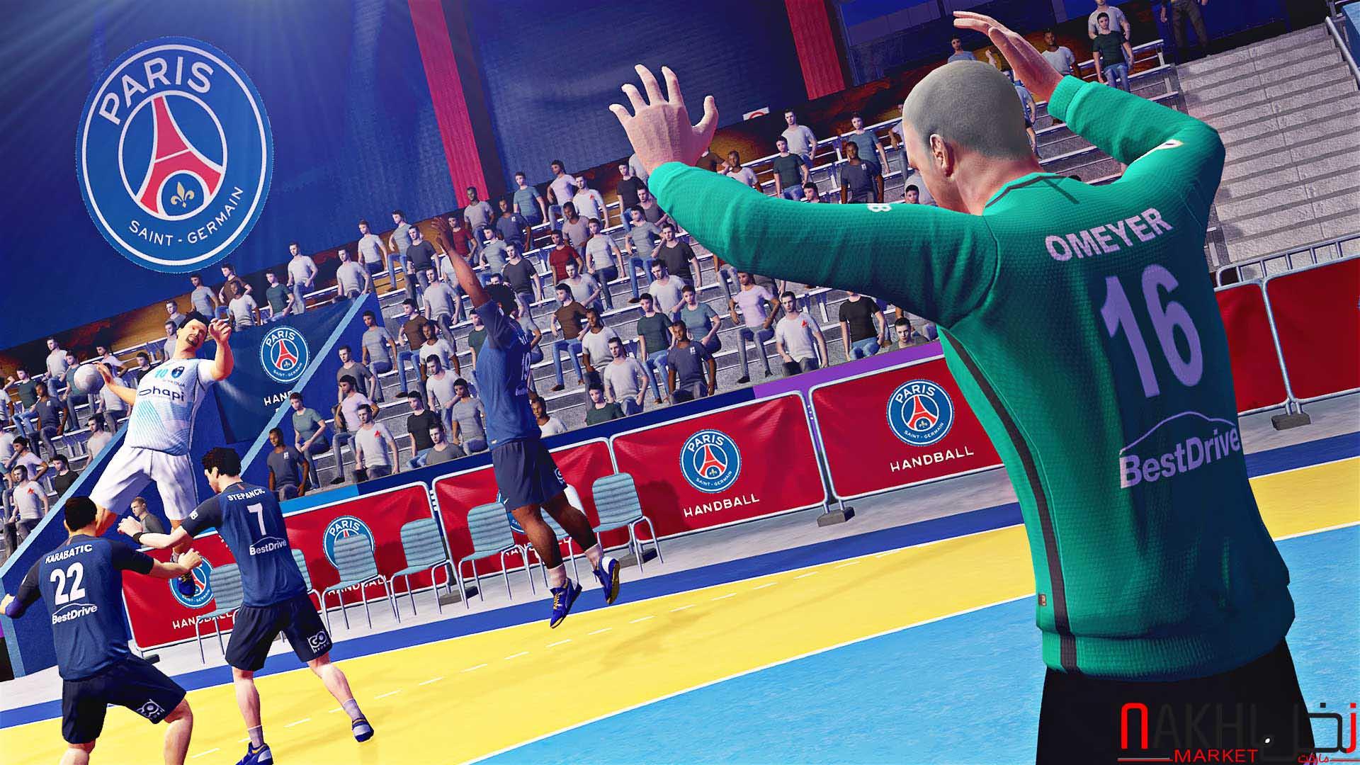 خرید بازی Handball 17 ps4
