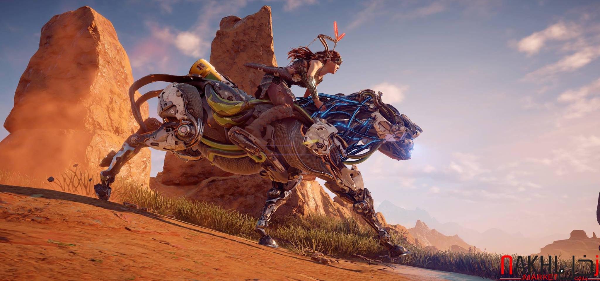 خرید بازی Horizon Zero Dawn PS4