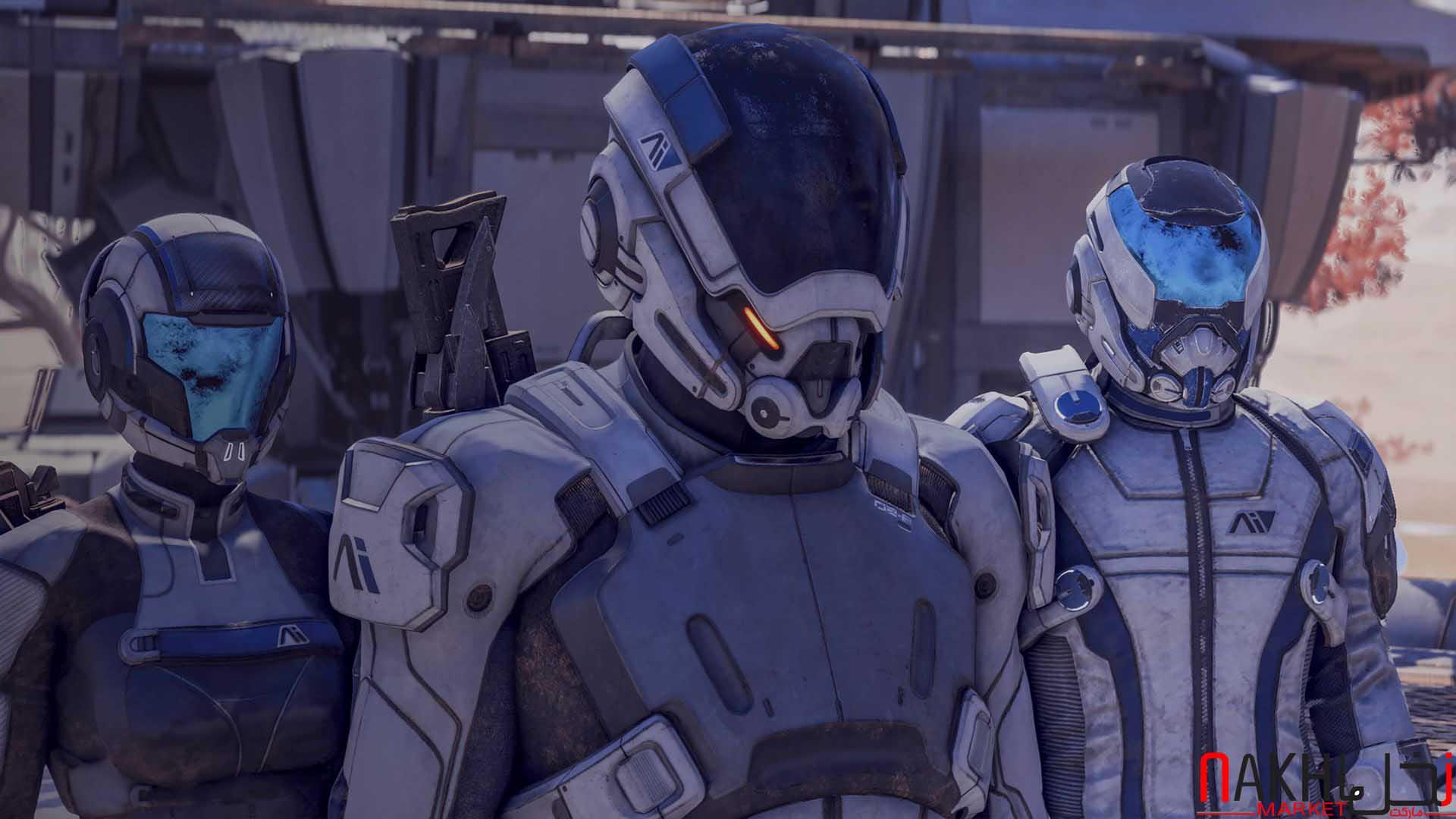 خرید بازی Mass Effect Andromeda PS4