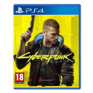 خرید دیسک بازی Cyberpunk 2077