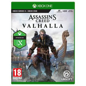 دیسک بازی assassins creed valhala