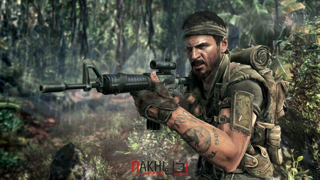 Call of Duty Black Ops seo