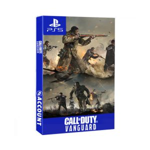 خرید اکانت قانونی Call of Duty Vanguard برای PS5