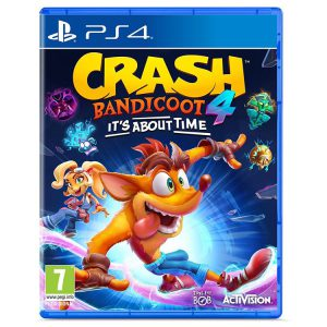 خرید دیسک بازی Crash