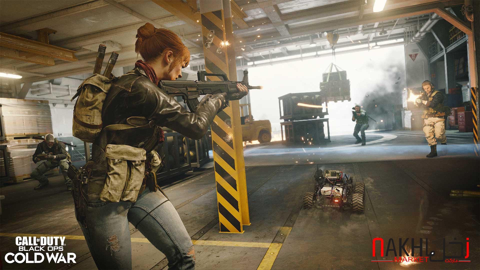 عکس Call Of Duty Cold War