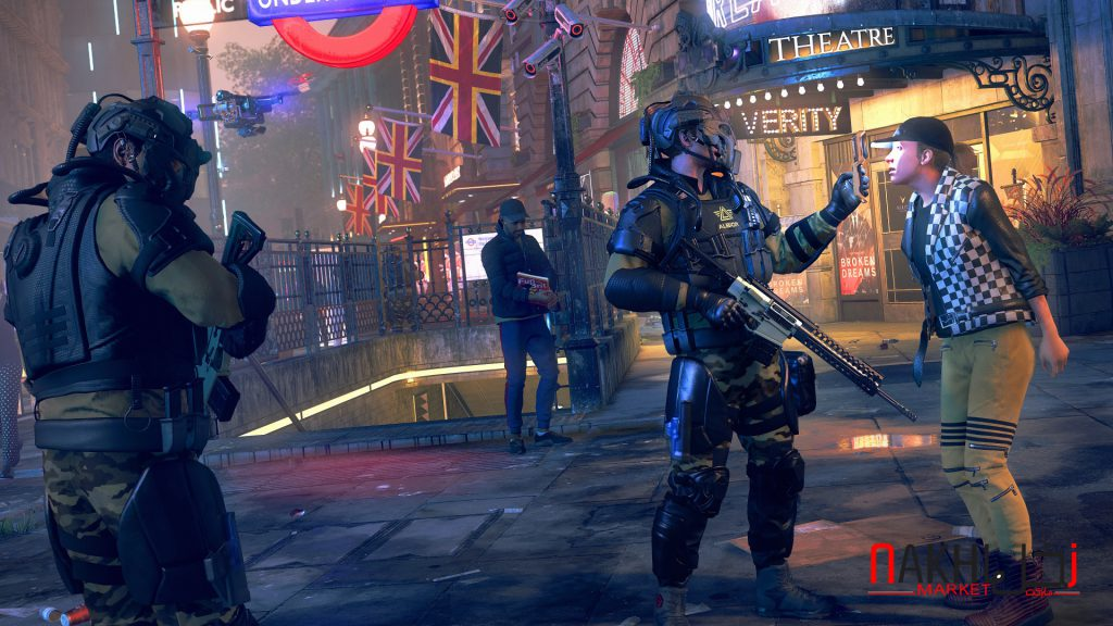 خرید بازی Watch Dogs Legion برای ps4