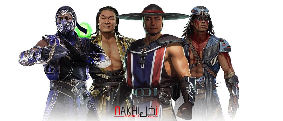 خرید Mortal kombat 11 Ultimate Ps4