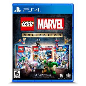 خرید بازی Lego Marvel's collection PS4