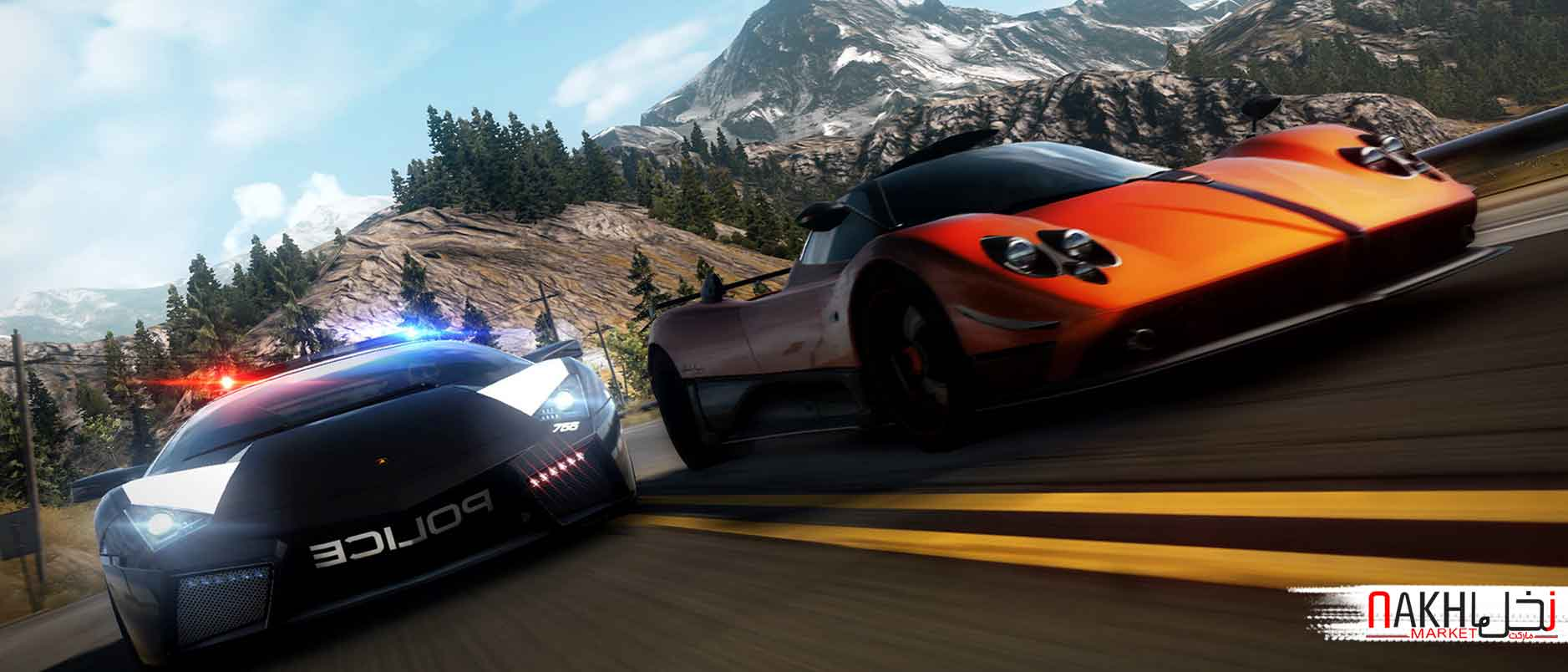 خرید بازی need for speed hot pursuit remastered برای ps4