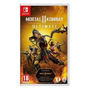 خرید بازی Mortal Kombat 11 Ultimate Nintendo Switch