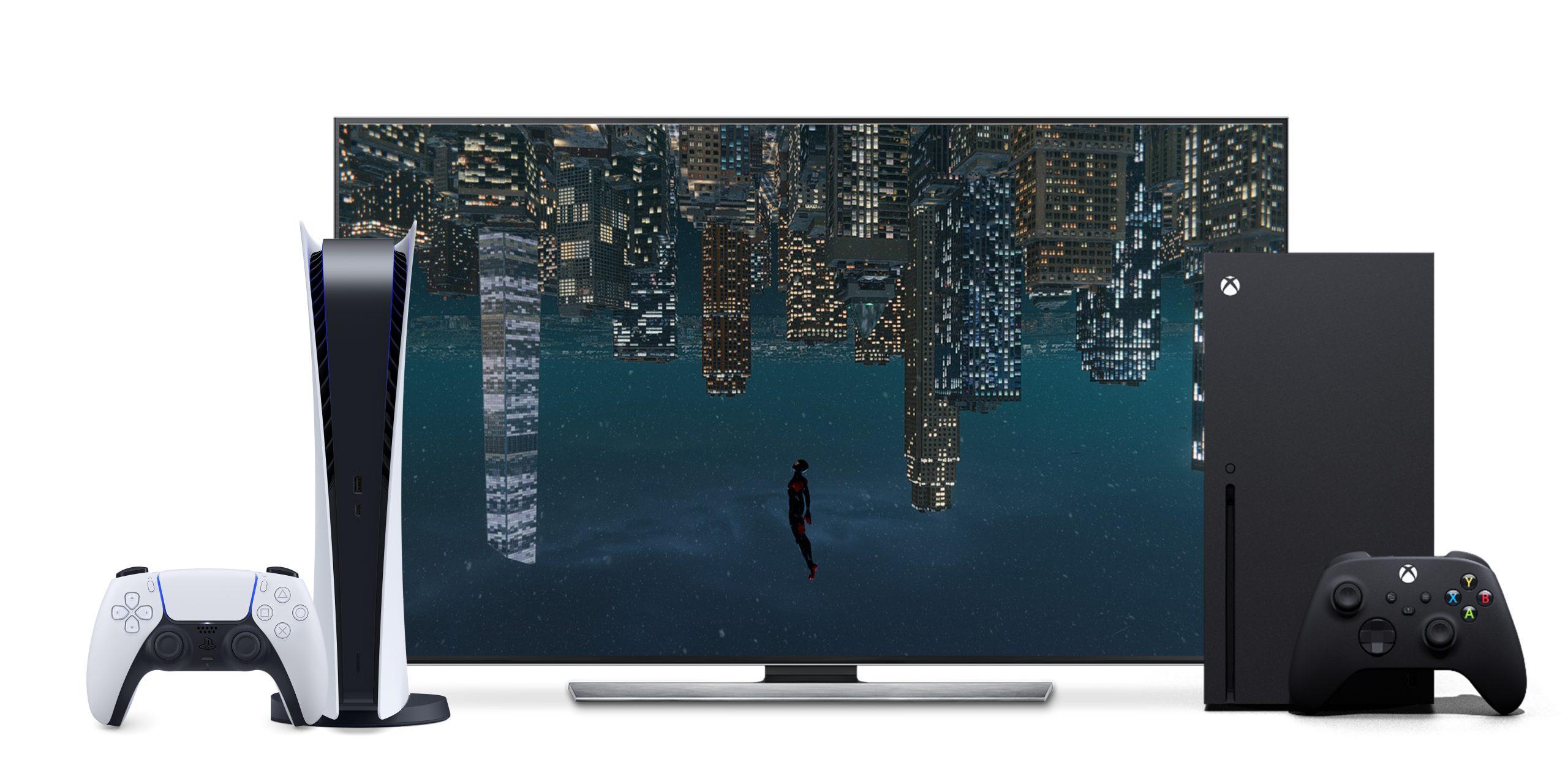 مناسب ترین تلویزیون برای کنسول های نسل جدید؟