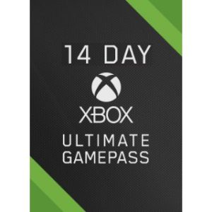 game pass ultimate اشتراک 14 روزه