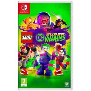 خرید دیسک LEGO DC Super -Nintendo Switch