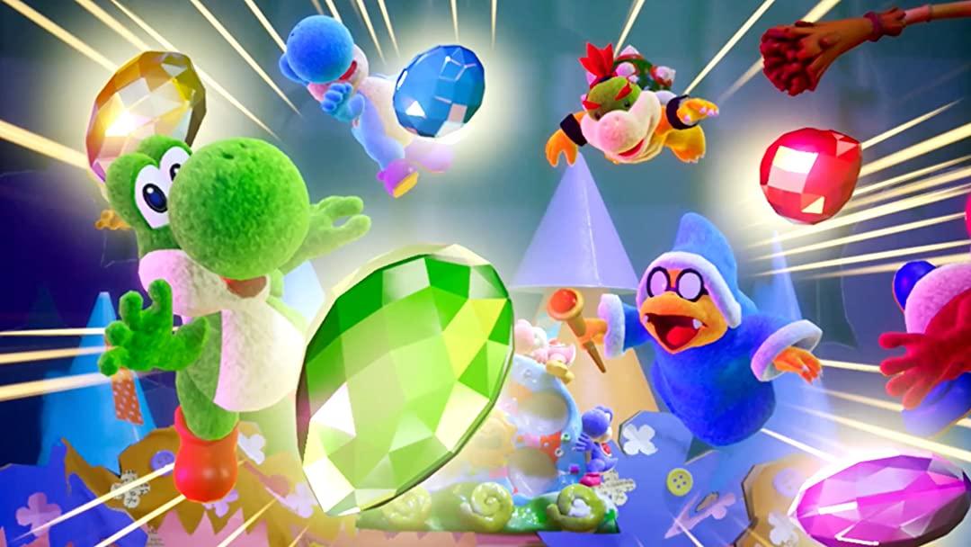 خرید Yoshi's Crafted World Nintendo Switch