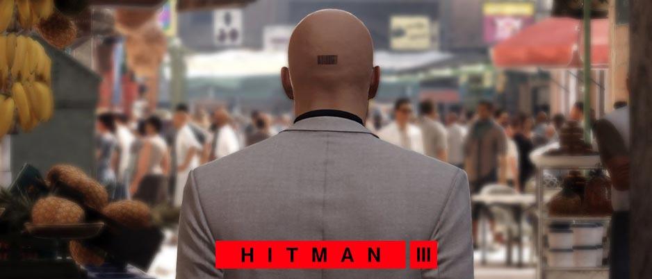 عکس مقاله Hitman 3