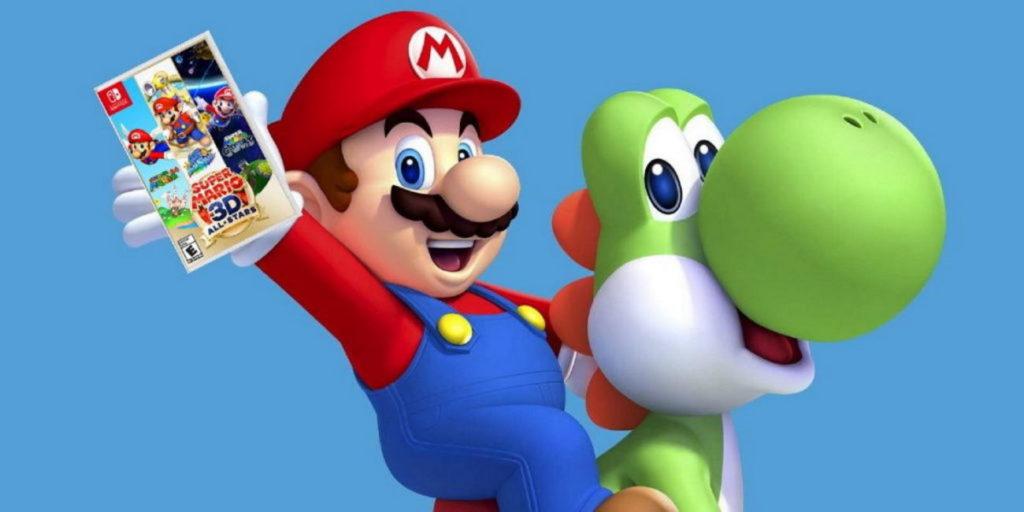 خرید بازی Super Mario 3D All Stars Nintendo Switch