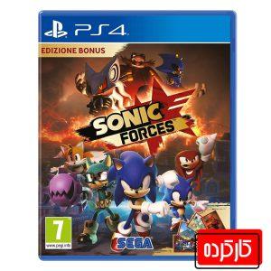 دیسک بازی sonic