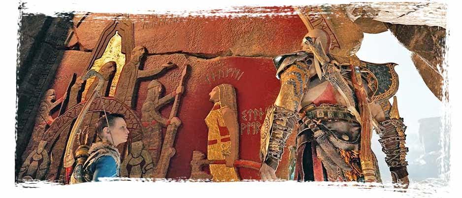 تئوری های god of war ragnarok مرگ کریتوس