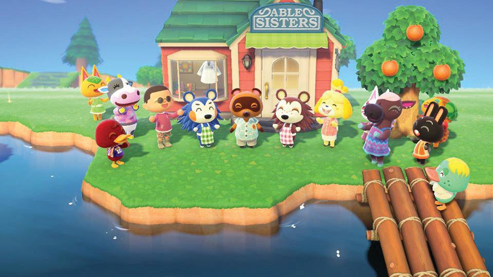 خرید بازی Animal Crossing -Nintendo Switch