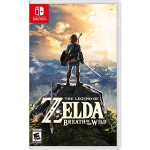 Zelda Breath Of the Wild -Nintendo Switch