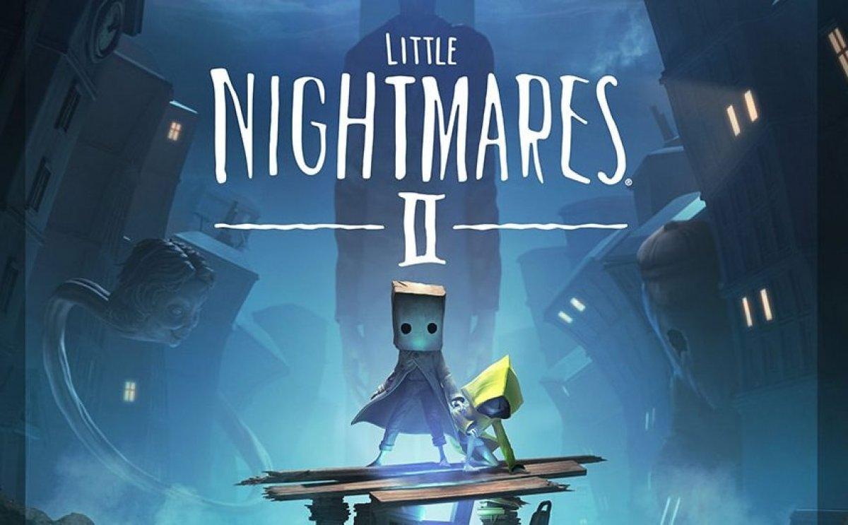 خرید بازی Little Nightmares II برای PS4