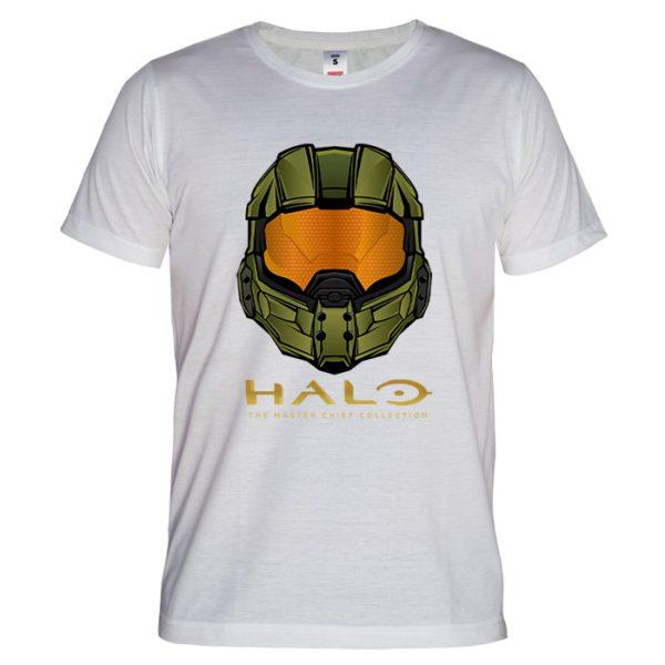 خرید تی شرت با طرح Halo Infinite