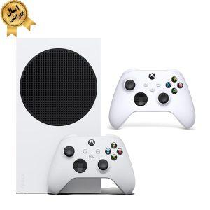 خرید Xbox Series S همراه دسته اضافه