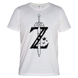 خرید تی شرت با طرح The Legend of Zelda