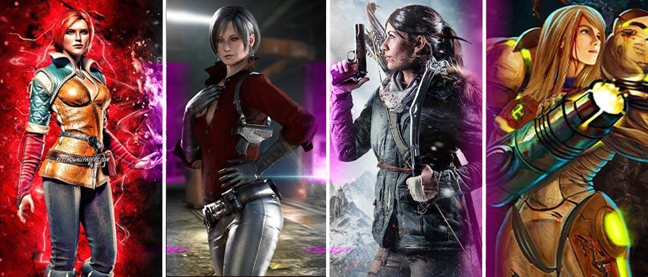 خانمها و دنیای بازیهای ویدئویی | بررسی 4 نکتهی مهم در رابطه با بازیبازان خانم