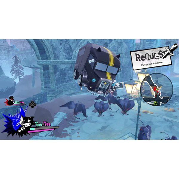 خرید بازی Persona 5 Strikers برای PS4