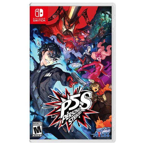 خرید بازی Persona 5 Strikers برای Nintendo Switch
