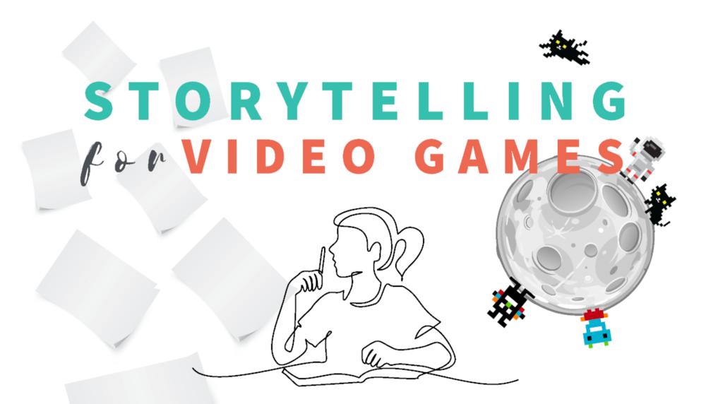 داستانگویی در بازیهای ویدیویی