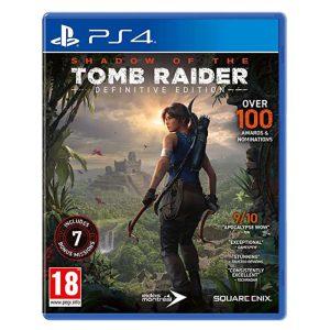 خرید بازی Tomb Raider برای PS4
