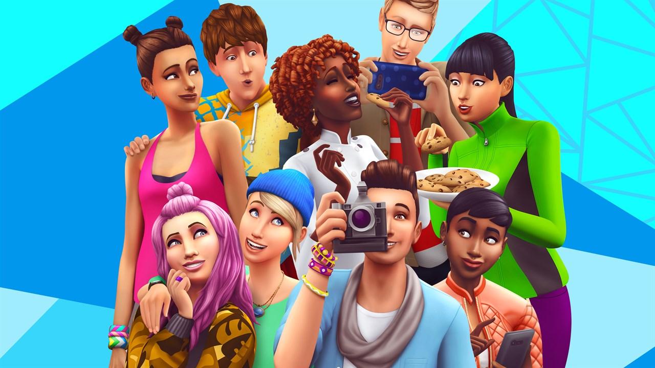 خرید بازی Sims4-PS4
