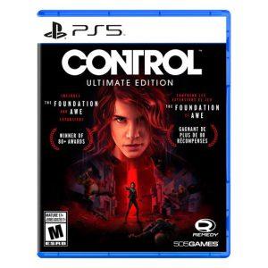 خرید بازی Control Ultimate Edition برای پلی استیشن 5